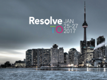 ResolveTO  – Lighting up the Startup Scene in Toronto