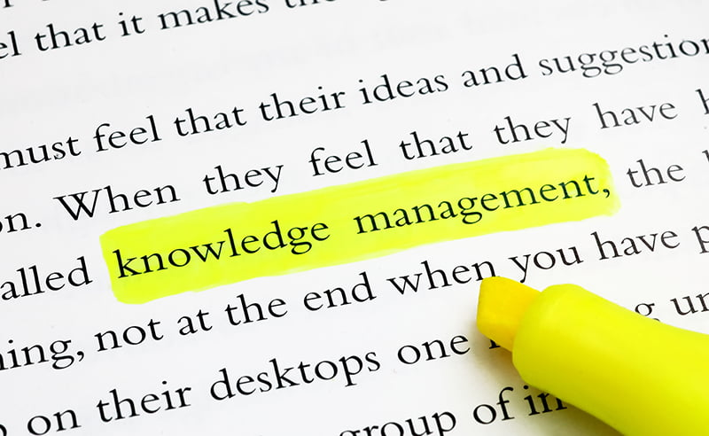 knowledge base, knowledge management