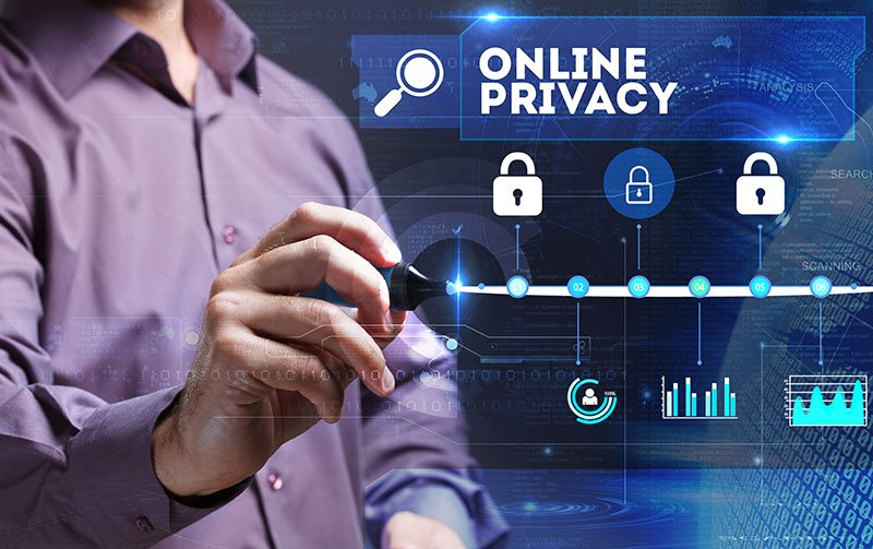 VPN aids online privacy