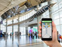 Houston Airports Debuts World's First Airport Wayfinding Technology – No App Required!