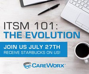 CareWorx – ITSM 101 The Evolution